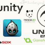Топ бесплатных игровых движков для игр 2D, 3D и VR