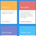 Лучшие генераторы кода для веб-дизайнеров